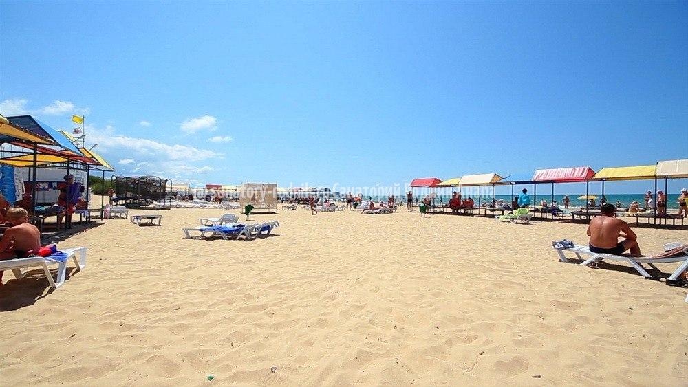 фото пляж санаторий родник анапа номинации
